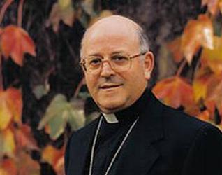Mons. Ricardo Blázquez, Visitator Apostólico de los miembros consagrados del Regnum Christi.