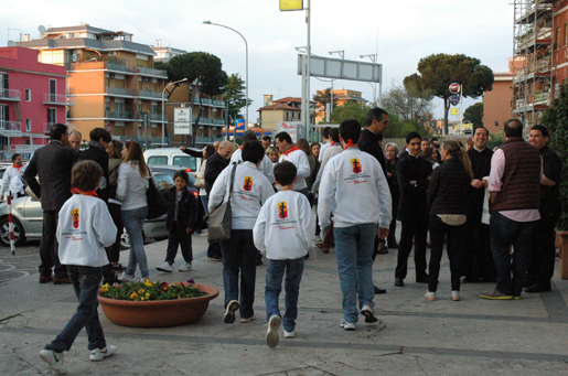 S. Messa invio Missioni Settimana Santa 2014 (Roma)