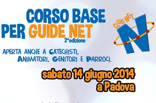 Corso base per Guide NET, Padova 2014