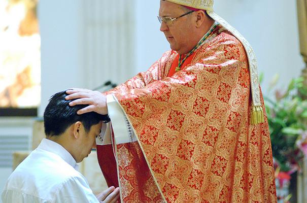 ordenaciones diaconales en roma 2012