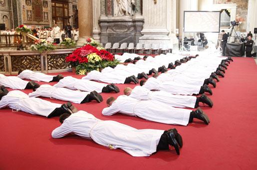 Ordinazioni sacerdotali 2017