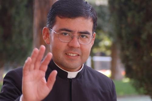 P. José Enrique Oyarzún Tapia, L.C.