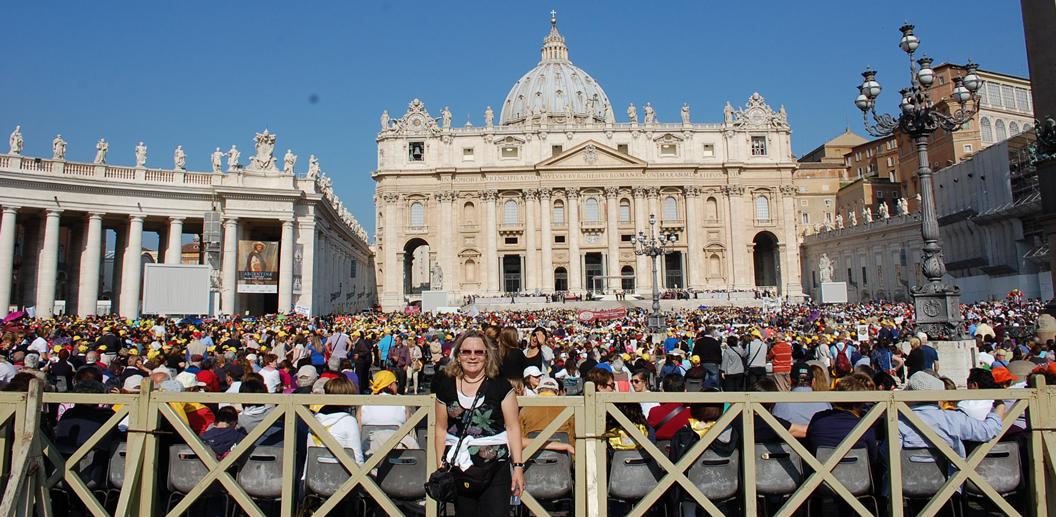 Vicini al Papa