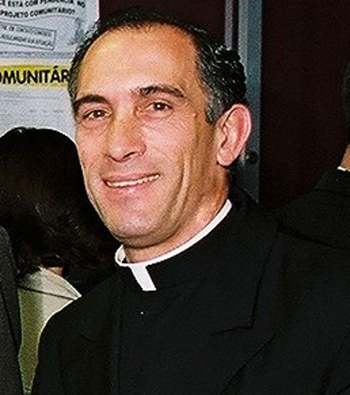 Pe. Manuel Aromir, LC