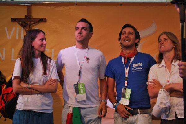GMG Madrid 2011, il gruppo degli italiani