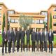 I Rettori delle Università del Regnum Christi a Roma, con P. Sylvester Heereman, L.C.