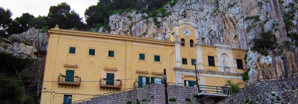 Santuario di Santa Rosalia (Palermo).
