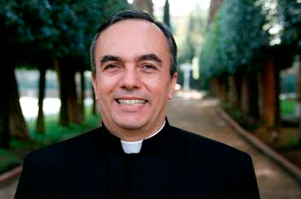 Pe. Savio Zanetta, L.C.
