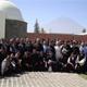 Sacerdotes que participaron en la semana de formación permanente de la arquidiócesis de Arequipa, Perú. En el centro, aparece el P. Antonio Rivero, L.C., quien dirigió el curso para sacerdotes.