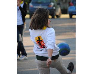 Siliva Bove, missioni settimana santa 2011