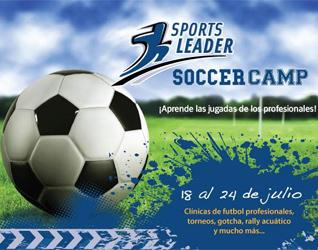 SportsLeader Soccer Camp