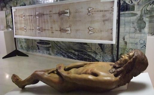 Sacra Sindone, mostra itinerante 2012