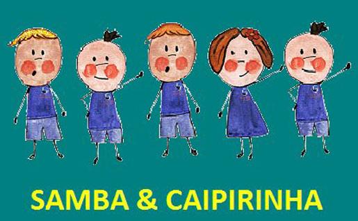 Samba y Caipirina festa beneficenza Roma