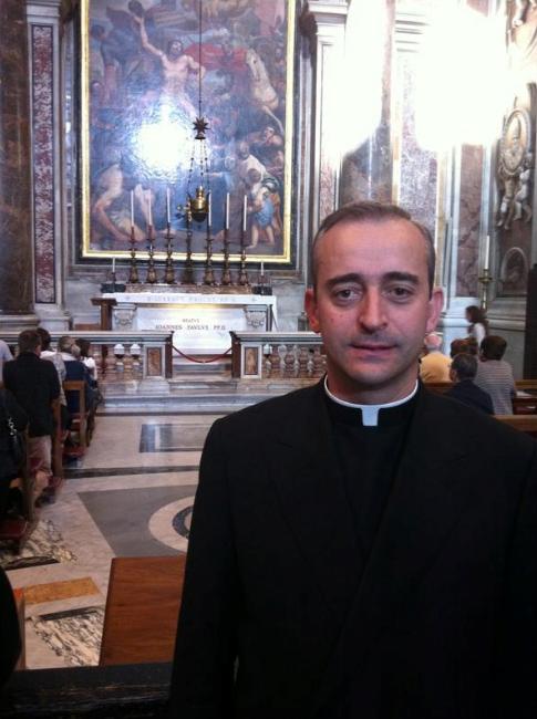 P. Miguel Cavallé