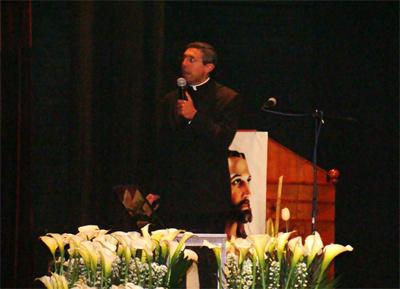 P. Alejandro Ortega Trillo, L.C.