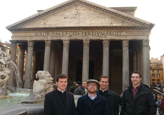 Visitas culturales en Roma.