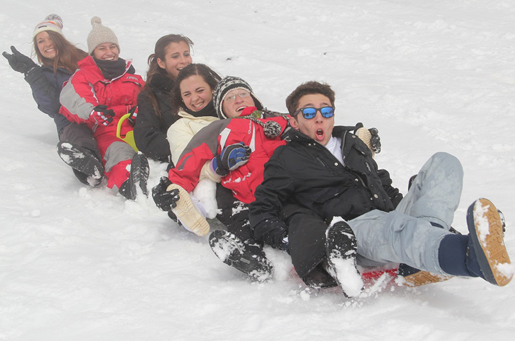 VIII Winter family Week-end