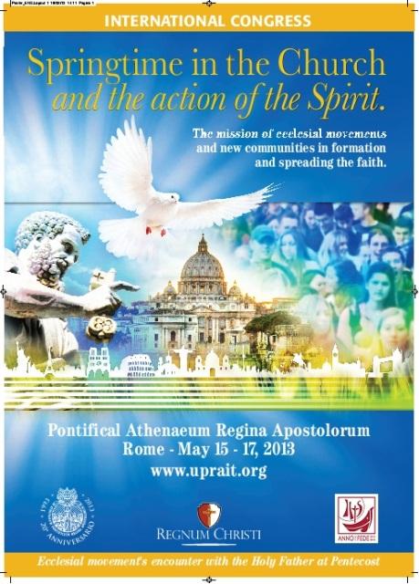 Ecclesial Movements Congress