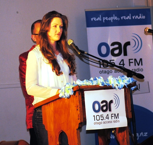 Air Awards on Otago Access Radio