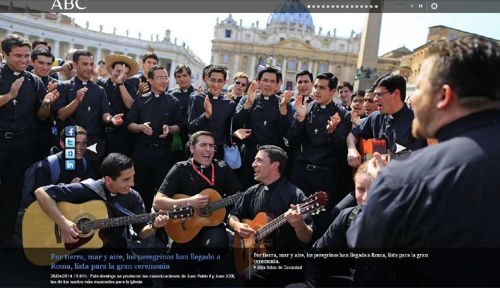 Musical Legion of Christ seminarians