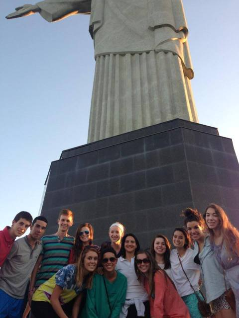 Mission Youth sent 64 missionaries to World Youth Day in Brazil.