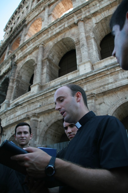 Delving into the history of the Coliseum