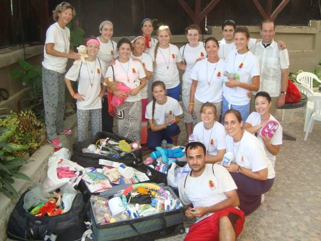 GGCB bringing donations to Haiti