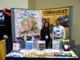 Nadine McMillan and Todd Brechbill at their booth at the NCCYM