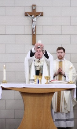 Archbishop during Consecration