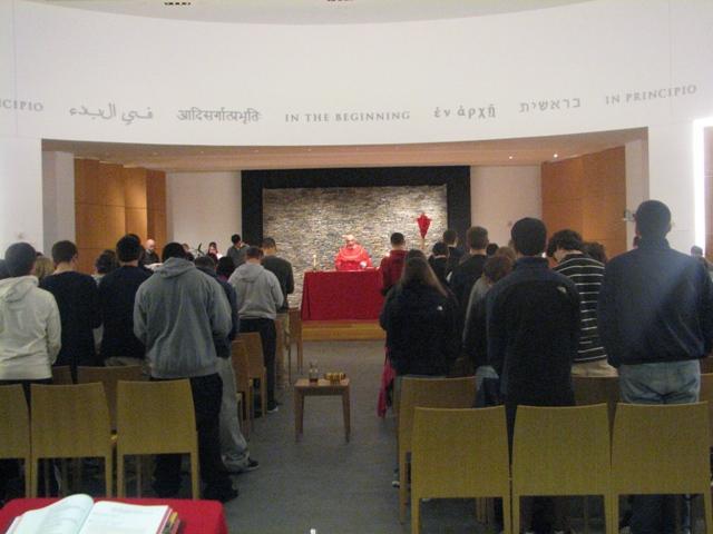 Campus Mass