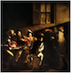 Caravaggio the Calling of St. Matthew