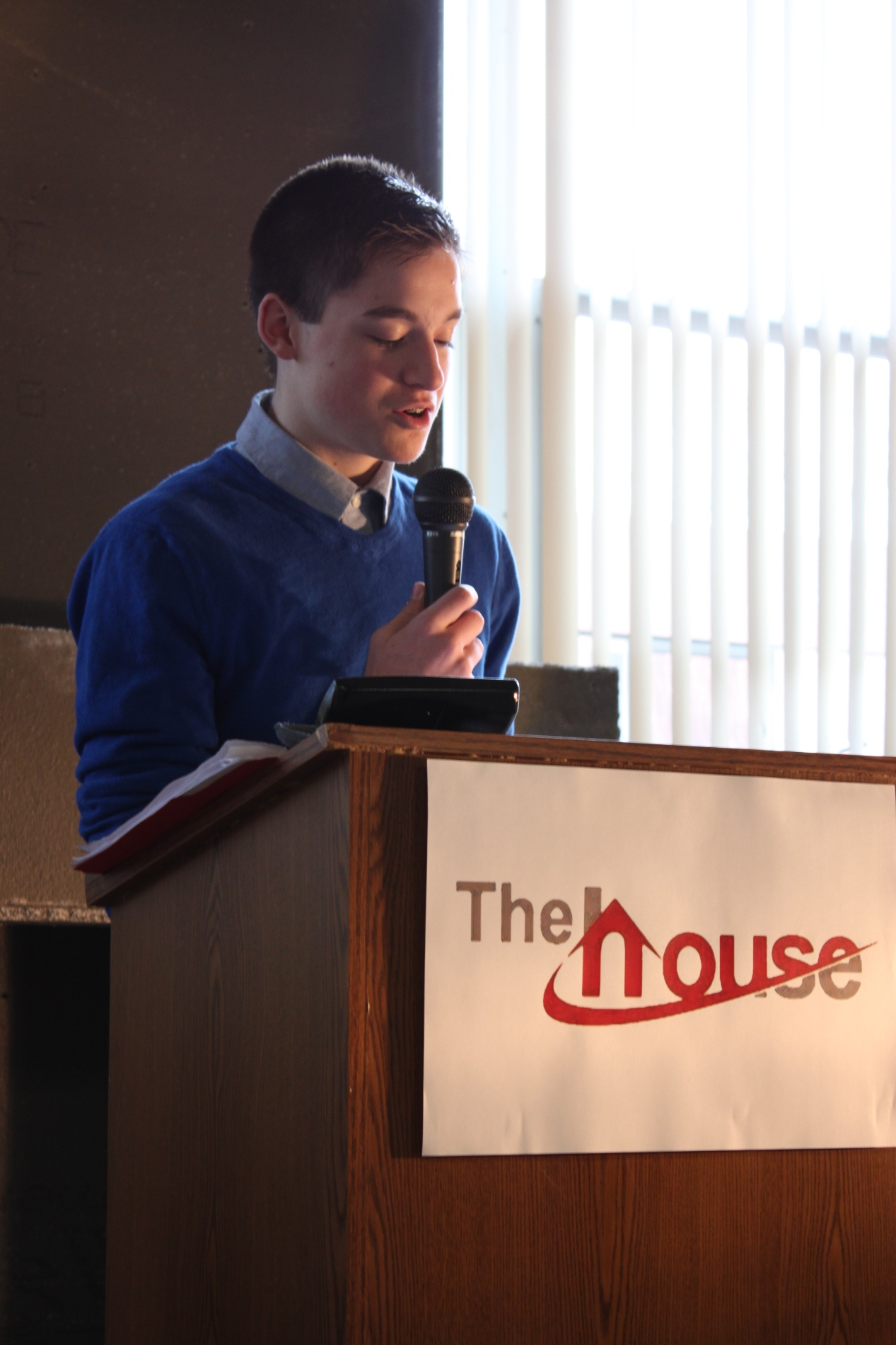 Christian Chasse gives his ECyD testimony