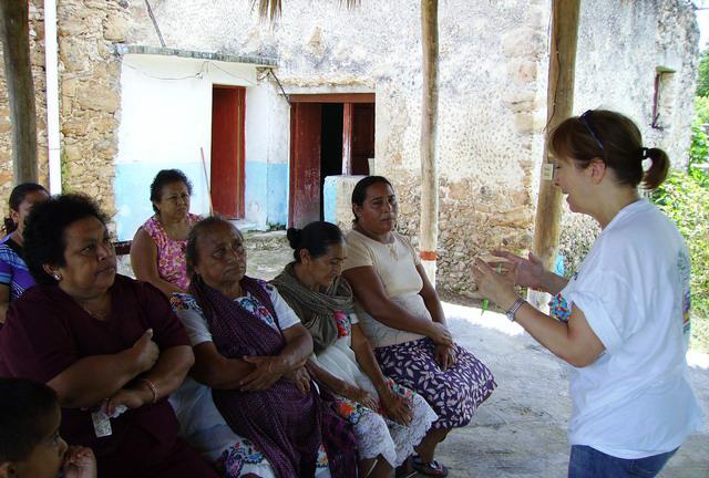 Misiones médicas en Chuhuhub