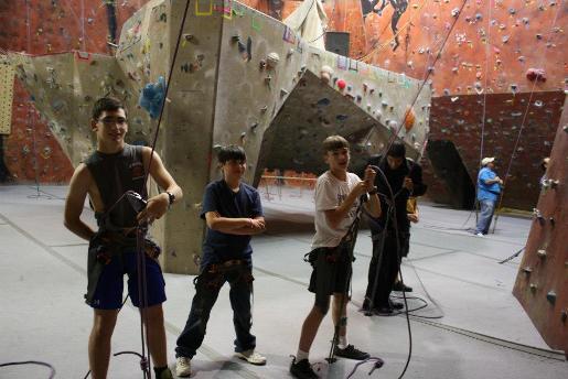 Climb-a-thon