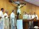 The Mass was celebrated by Fr. Lorenzo Gomez LC, with five other Legionary priests concelebrating.
