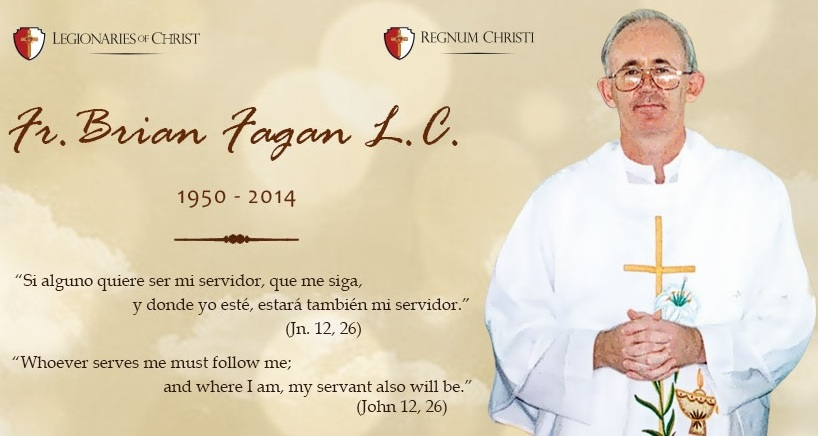 Fr. Brian Fagan Obituary