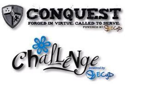 Conquest Challenge Logos