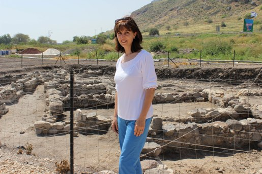 Corinne at Magdala Project