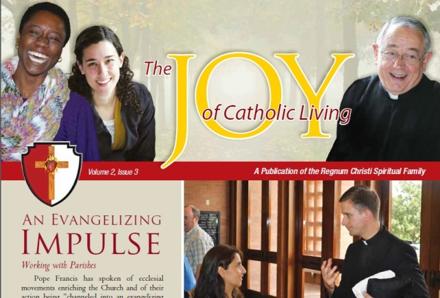 Summer 2014 JOY of Catholic Living