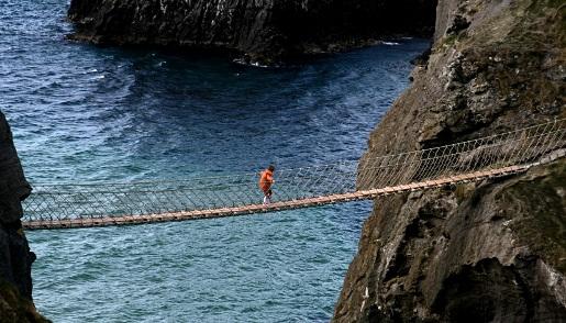 Bridging a chasm