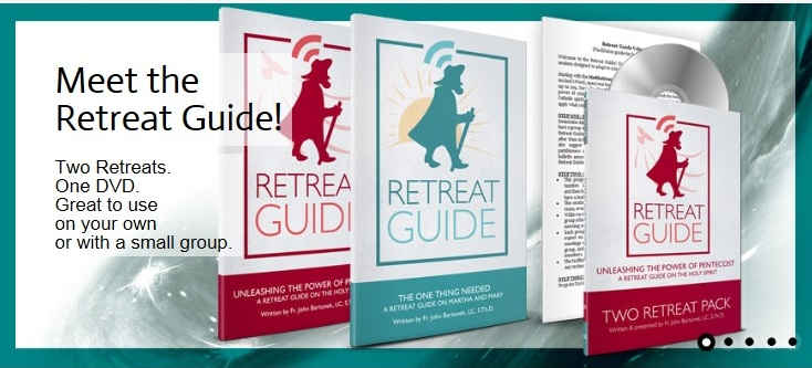 Retreat Guides on DVD