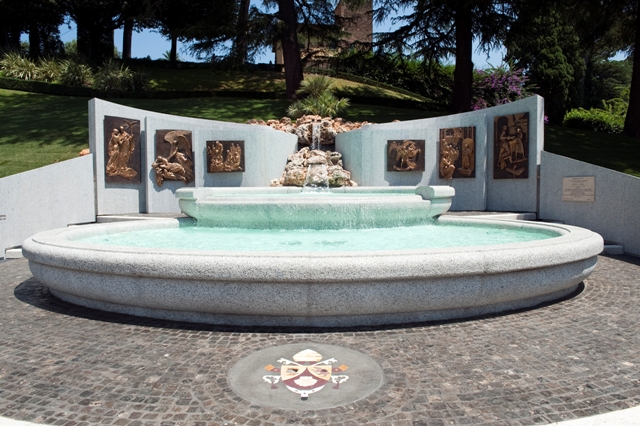 st joseph fountain