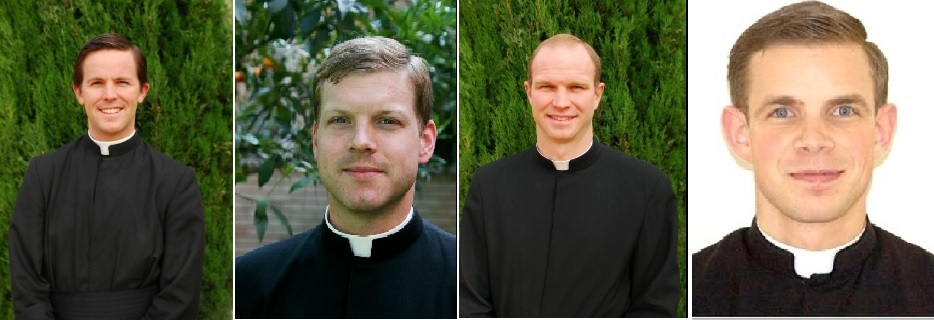 Four priest interviewed for NCR