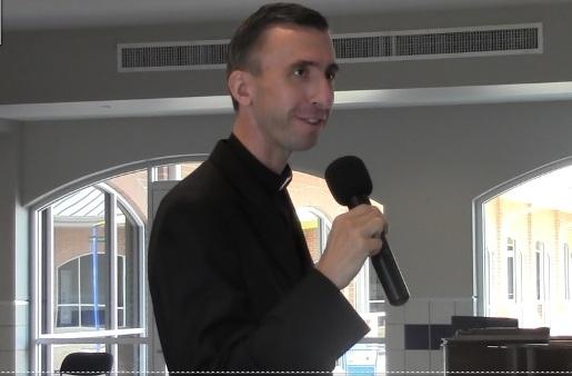 Fr. Nathaniel Haslam LC
