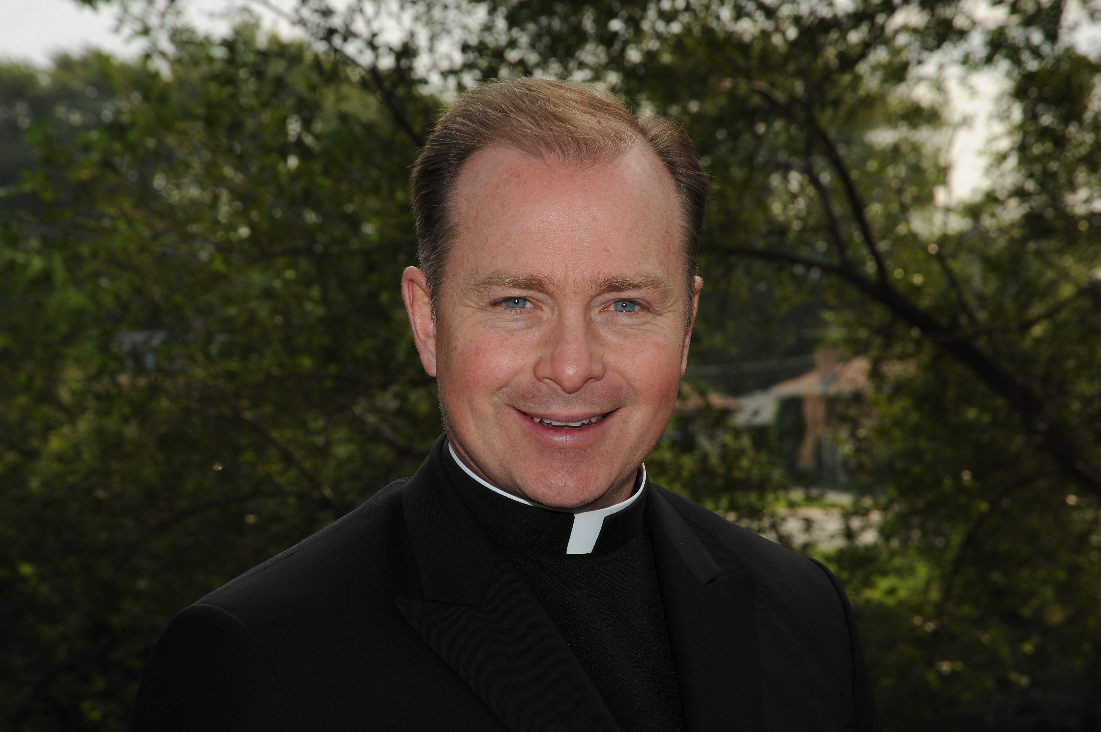 Fr. John Connor LC