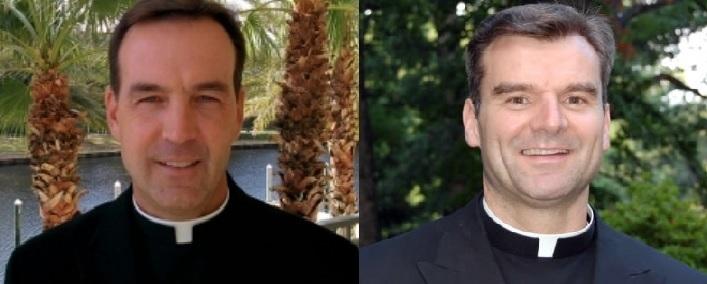 Fr. Kevin Meehan and Fr. Charles Sikorsky