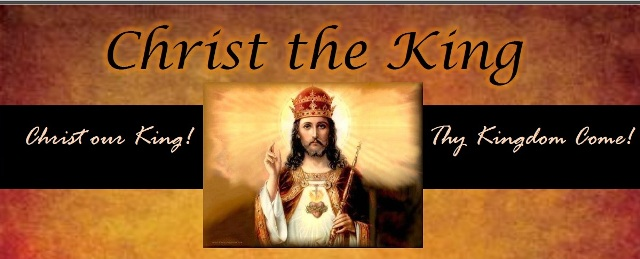 Image for Christ the King Feast