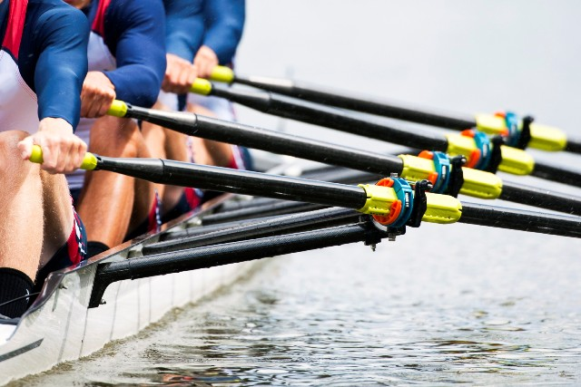 Collaboration Image of Rowers