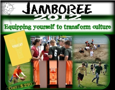Jamboree 2012 Flier