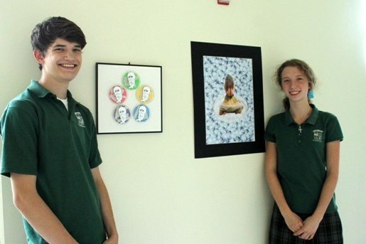 Pinecrest students win Bioethics art competition